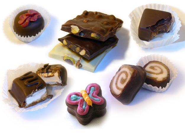 Gourmet Chocolate & Truffles